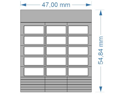 Spurweite H0 H0 Bewegliches Rolltor Sektionaltor 3x5 Fenster